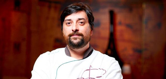 Chef Henrique Mouro