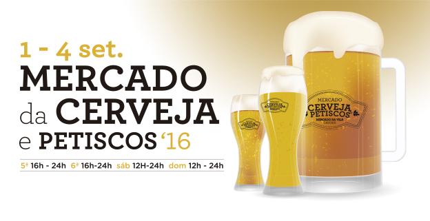 Mercado Cerveja e Petiscos Cascais Mercado da Vila