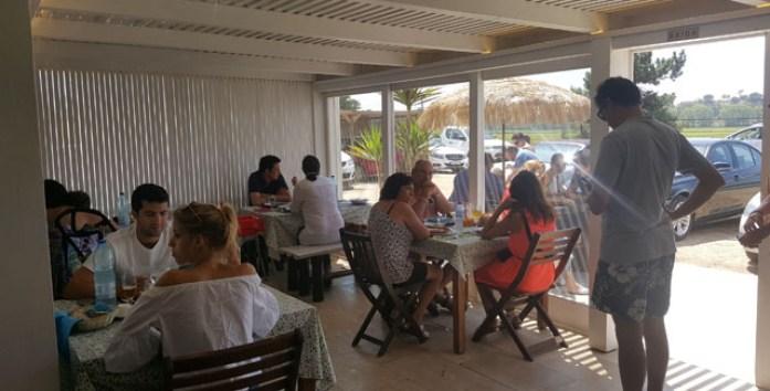 dona bia restaurante peixe e marisco praia comporta alentejo 1