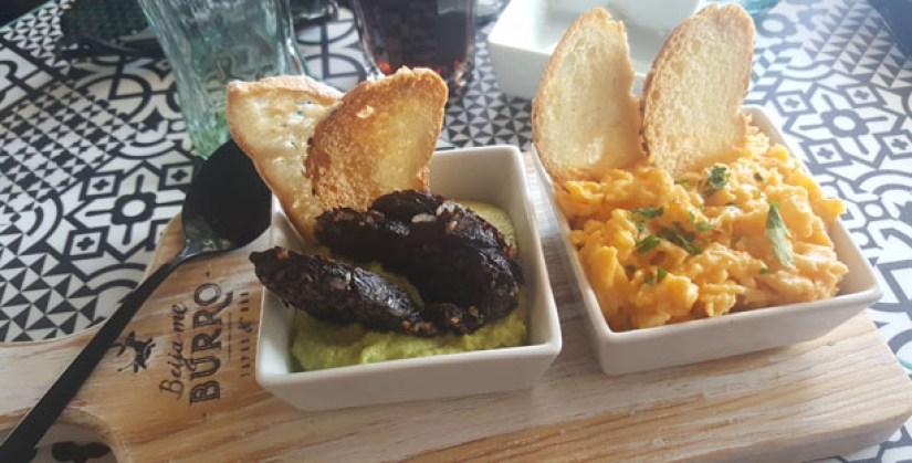 Restaurantes de Petiscos em Lisboa Beija-me Burro