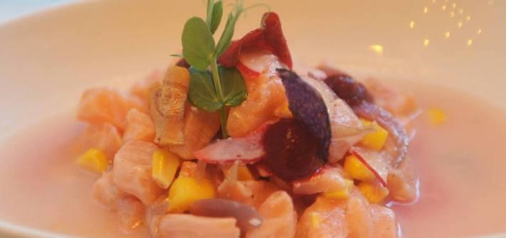 novidade onde vamos jantar eatfish cais do sodre ceviche