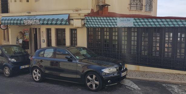 barmacia restaurante petiscos comida portuguesa praia das maças colares