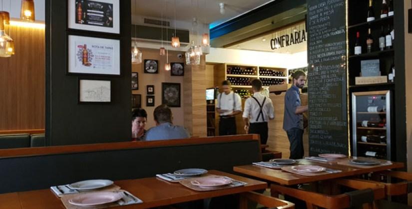 PÃO À MESA COM CERTEZA restaurante