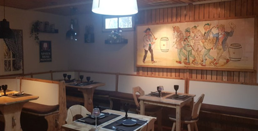 BIERGARTEN CASCAIS restaurante alemão