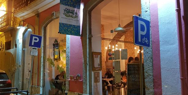 restaurante vegetariano pachamama