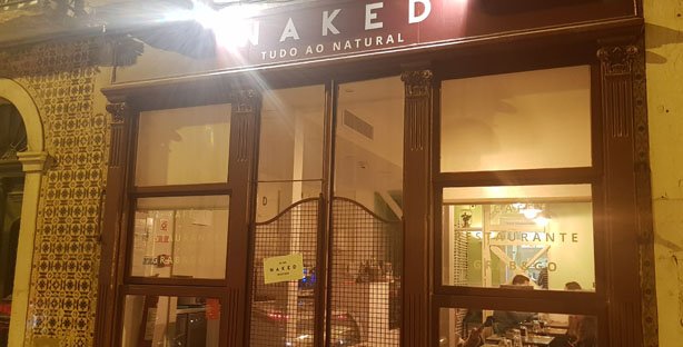 restaurante naked principe real