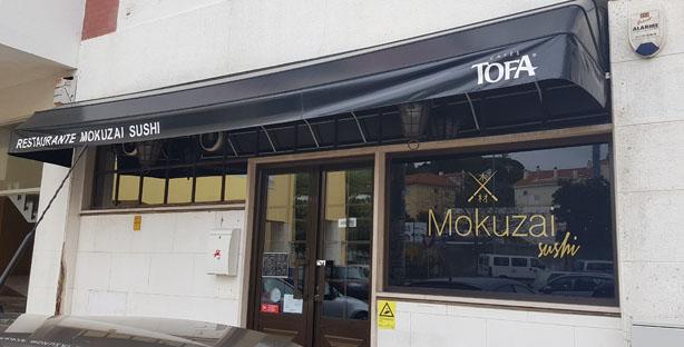 Mokuzai sushi