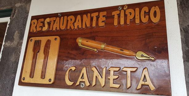 RESTAURANTE O CANETA (Terceira, Açores)