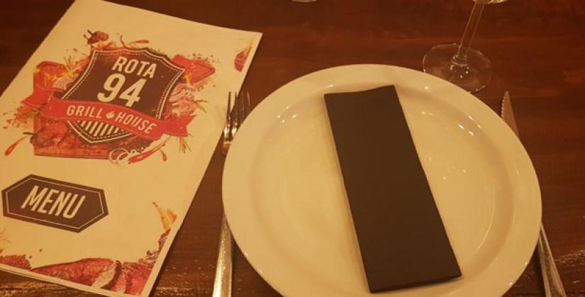 rota 94 menu