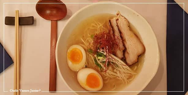 NOVIDADE: vai abrir o Ajitama Ramen Bistro!