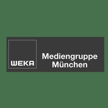 Weka MedienGruppe München Firmenlogo