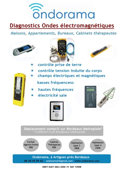 Diagnosticsondeselectromagnetiques