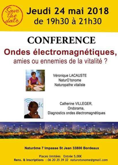 ConferenceondeselectromagnetiquesOndorama