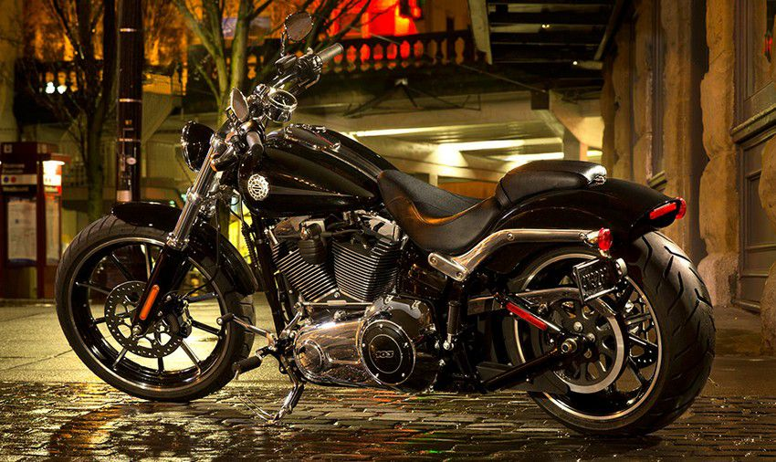 Harley-Davidson India Breakout
