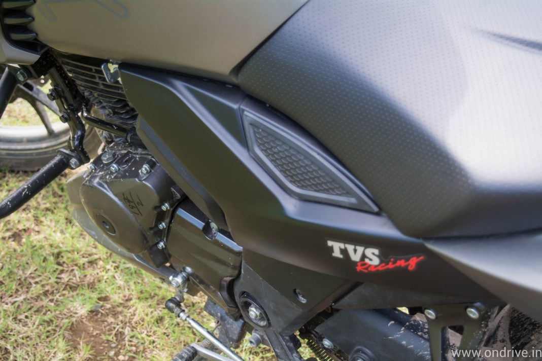 TVS Apache RTR 200 4V Review