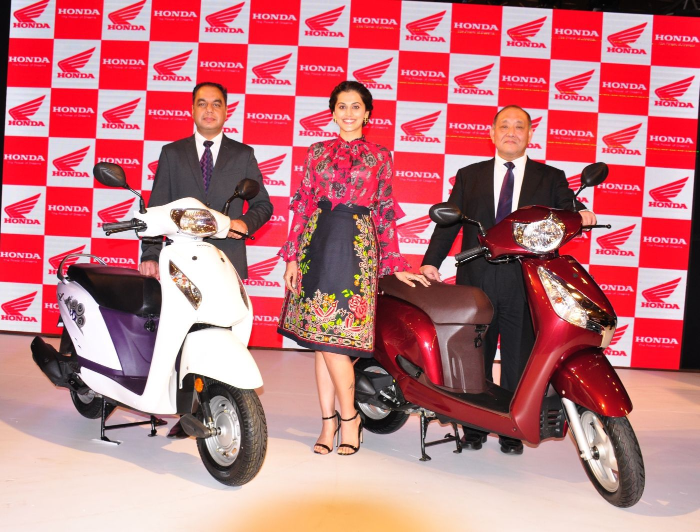 Honda Motorcycle Scooter India Launches New Activa I And Aviator