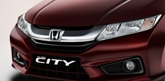 All new 4th Generation Honda City