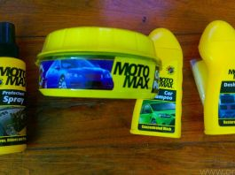 Motomax Auto Care Range Review