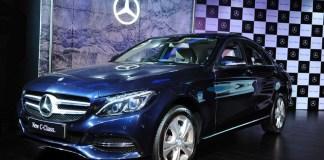 New Mercedes-Benz C-Class india