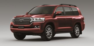 Toyota All New Land Cruiser 200