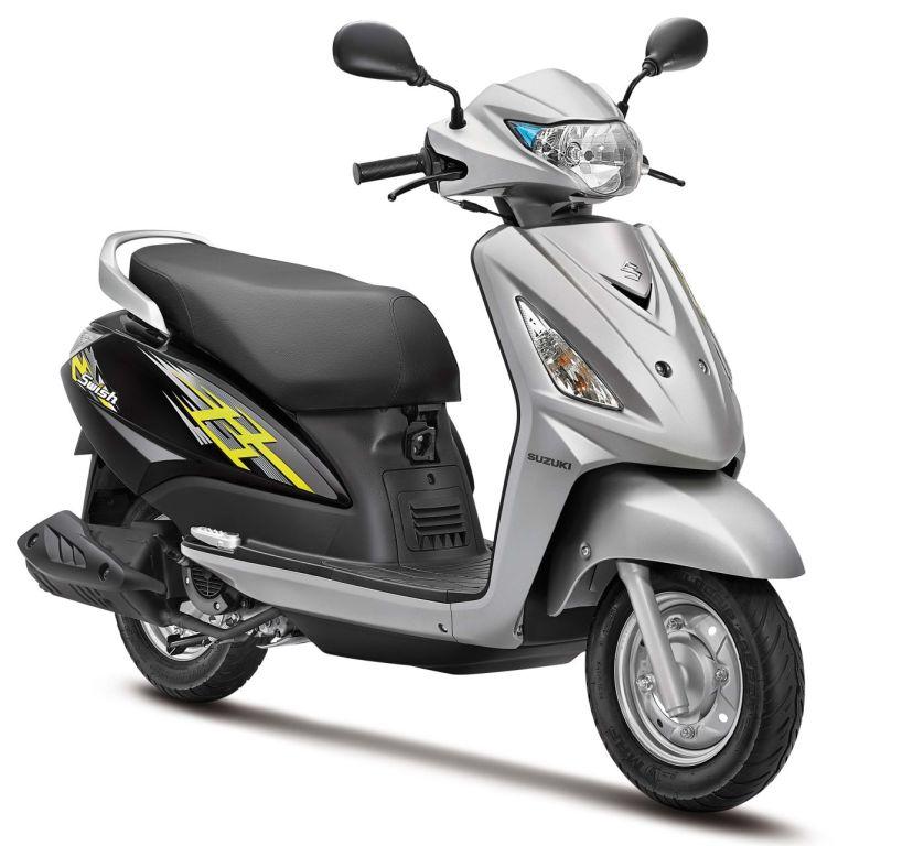 All new Suzuki Swish 125