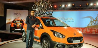 Fiat Avventura India launch price