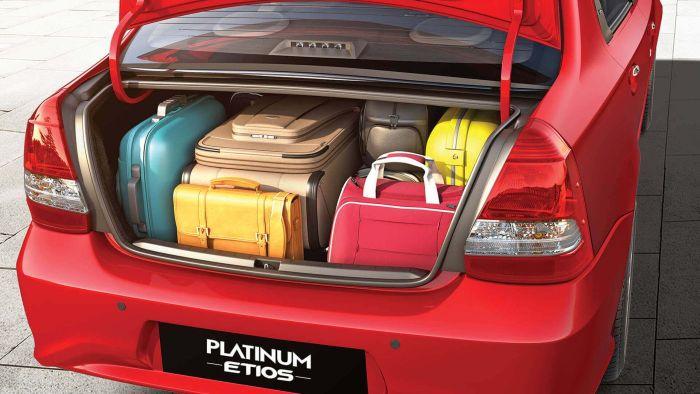 Toyota New Platinum Etios