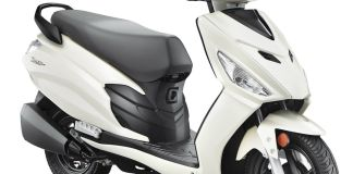 Hero Dash – 110cc Scooter