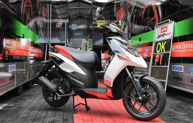 Piaggio Aprilia SR 150