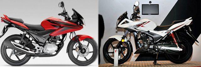 Honda Stunner vs Hero Ignitor