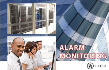 Houston Commercial and Fire Alarm Monitoring