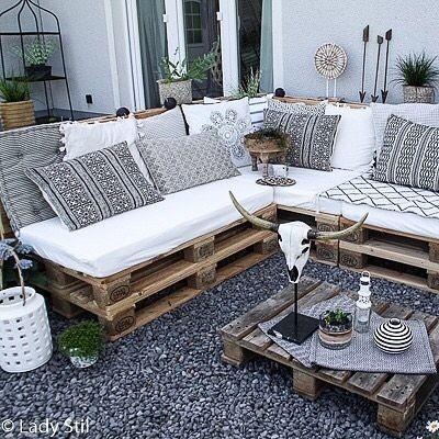 fabriquer un meuble en palette bois