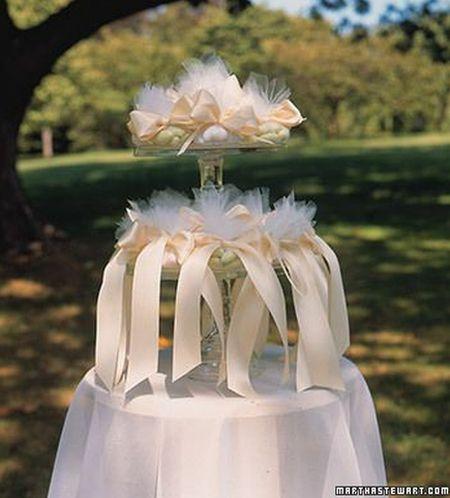 Jordan Almond Wedding Favors