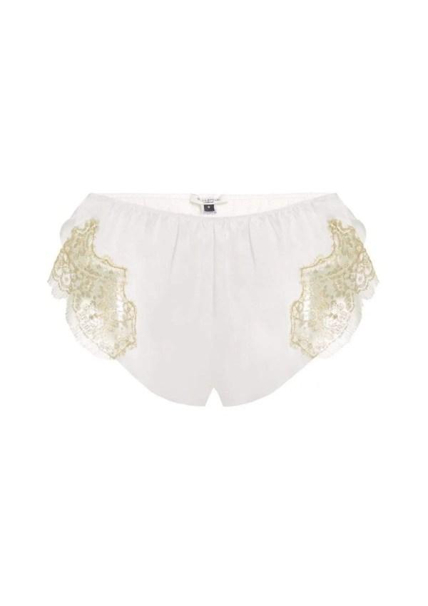 Gina French Lace Tap Pant Gilda&Pearl