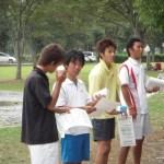 京都府亀岡市長杯争奪ソフトテニス大会2009