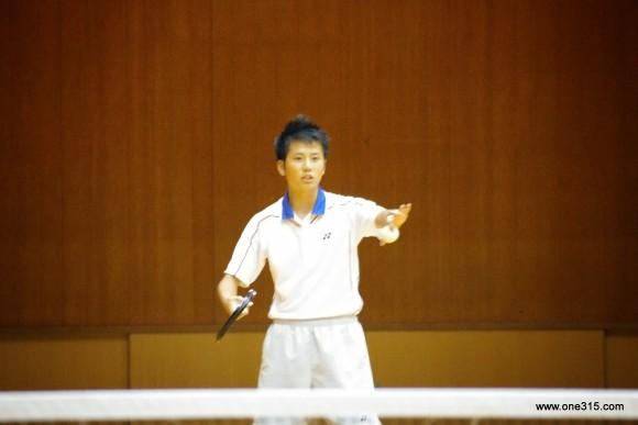 one315ソフトテニス練習会 2013.10.19