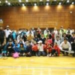 ソフトテニス練習会スペシャル エナミ塾Vol.1