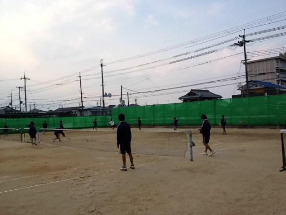 守山中学校ソフトテニス部