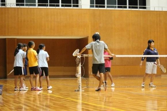 ソフトテニス練習会2015.10.13