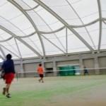 滋賀県東近江市会長杯ソフトテニス大会2015
