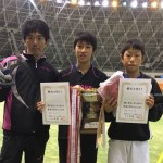 中学ソフトテニス 滋賀県ジュニア選抜2016