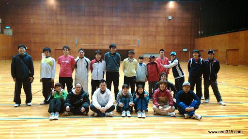 ソフトテニス交流戦 きさんじ 滋賀県
