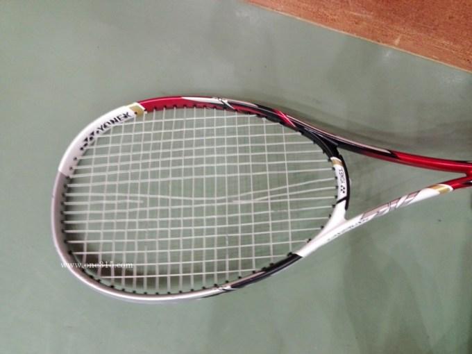 ソフトテニス ガット Vアクセル
