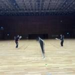 ソフトテニス練習会 2017/01/18(火)