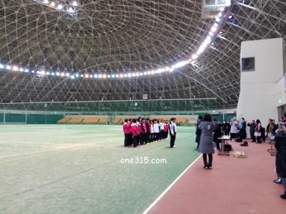 滋賀県ソフトテニス 高校選抜インドア2017 ハイジャパ予選