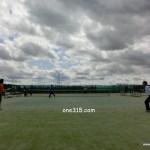 滋賀県野洲市ソフトテニス大会・春の個人戦2012