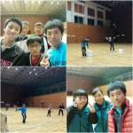 ソフトテニス練習会 2017/03/07(火)
