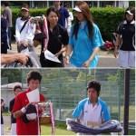 近府県ソフトテニス選手権大会2011@福井県