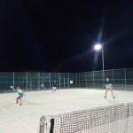 ソフトテニス練習会 2017/07/14(金)