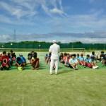 滋賀県野洲市ソフトテニス大会・夏の団体戦2017